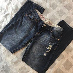 Mossimo boyfriends jeans